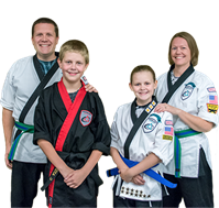 Personal Best Karate for families