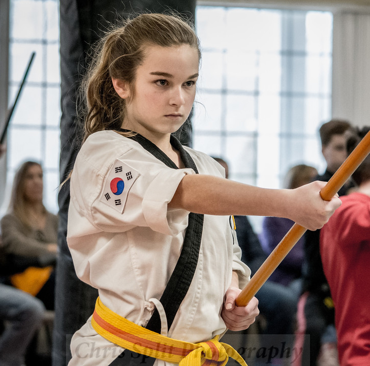 womens girls karate