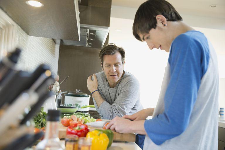 Strike a Balance between being a Parent vs Friend
